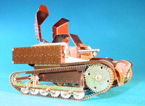 Militaria1/35,Plasticard e tanque de PE!!! 09
