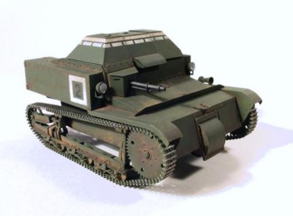 Militaria1/35,Plasticard e tanque de PE!!! 11